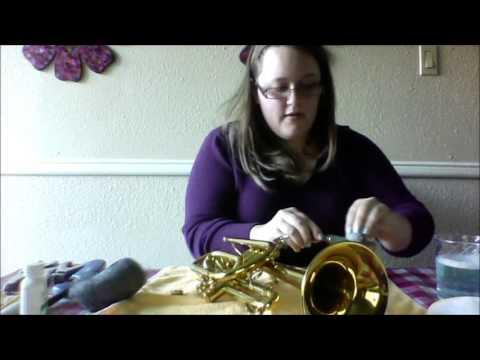 Brass: How to repair a stuck valve