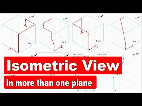 Isometric Views - Plane & Hatches   Piping Official