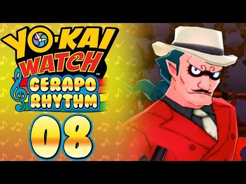 Yo-kai Watch Gerapo Rhythm - FINAL BOSS Gogogo Godfather! [Episode 8]