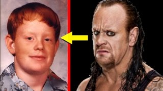 10 WWE Wrestlers as KIDS and Early Life