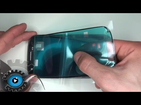 Samsung Galaxy S3 Glas Wechseln Tauschen unter 20€ Reparieren ~VERBESSERTE VERSION~ Teil 2