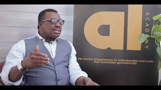 Mr Atunyota Alleluya Akpobome (Ali Baba) Speaks on Pricing for Creatives at #ALA