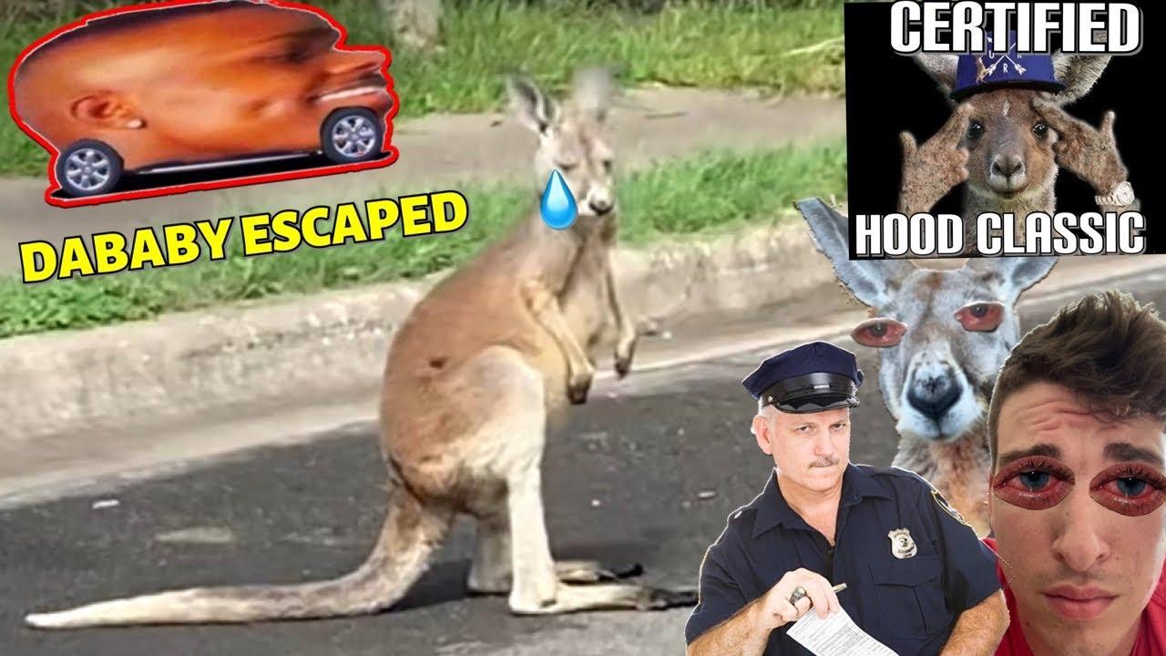 DaBaby Ran Away!? *Cops Actually Called*