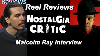 Download Reel Reviews - Malcolm Ray Interview Video