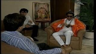 Rubaru: old interview Bal Thackeray with Rajeev Shukla (part4)