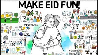 HOW TO MAKE EID FUN - Abdul Majid Animated