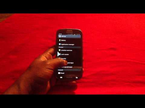 How to Change Keyboard on Samsung Galaxy S3