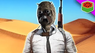 THE SAND PEOPLE! | PlayerUnknown
