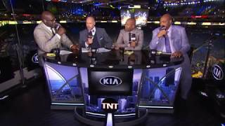 Warriors vs Rockets Game 3 Postgame Talk | Inside The NBA | May 20, 2018
