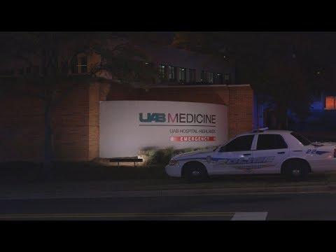 UAB Hospital Highlands shooting: 1 dead, 1 injured, shooter killed himself, Birmingham police say