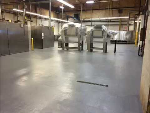Commercial Bakery Flooring | Bakery Flooring