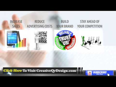 Creative QR Code Design - Grow Your Business With QR Codes | +606 2922643