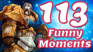 Heroes of the Storm: WP and Funny Moments #113
