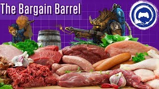 WE HAVE THE MEATS!   The Bargain Barrel   Stream Four Star