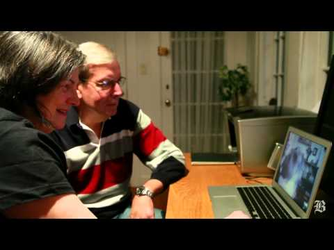 Skype helps grandparents stay connected to grandchildren