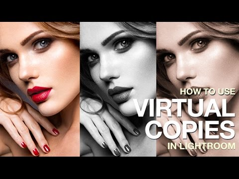 How to Use Virtual Copies in Lightroom