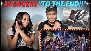 """Download Marvel Studios' Avengers: Endgame """"To the End"""" REACTION!!! Video"""