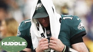 Are Eagles Super Bowl Hopes OVER After Carson Wentz