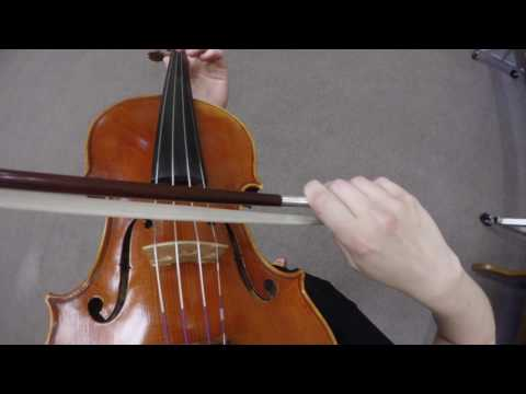 Up/Down Bow Staccato