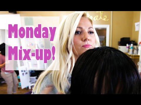 SHEDDING HAIR | CUTTING 9 INCHES!!