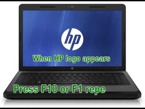 How to reset your HP laptop password