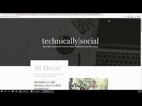 Creating New WordPress Site (Custom Domain Name Registration, Web Hosting, WordPress Theme)