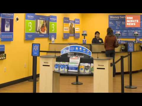 Walmart Money Centers Increasingly Popular Among Low-Income Americans