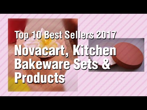 Novacart, Kitchen Bakeware Sets & Products // Top 10 Best Sellers 2017