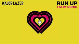Major Lazer - Run Up (feat. PARTYNEXTDOOR & Nicki Minaj) [FKi 1st Remix]