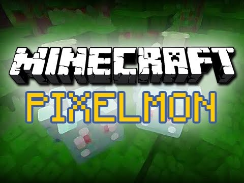 Pixelmon: Update v1.7.5! (NEW POKEBALLS, NEW ITEMS, AND MORE!)