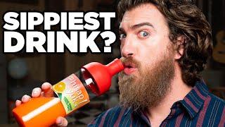 Sippiest Drinks In The World Taste Test