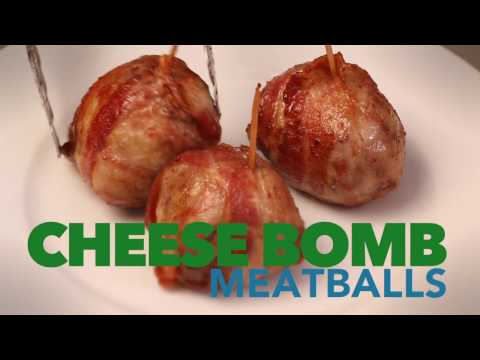 Cheese Bomb Meatballs Recipe