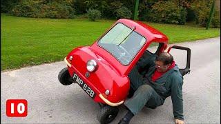 10 Αυτοκίνητα που δε θα πιστεύετε πως υπάρχουν! - Τα Καλύτερα Top10