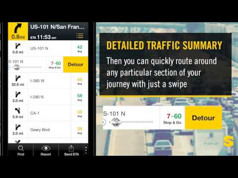 Beat traffic on your commute with the new @Scout for iPhone update