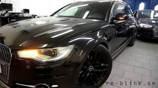Audi A6 4G C7 Dynamisches Blinken Dynamischer Blinker von