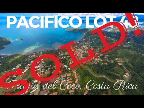 *** FOR SALE *** Pacifico Lot 48 – Playas del Coco, Costa Rica