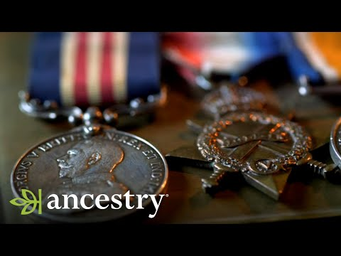 Ancestry.co.uk -- Uncover WWI Military Heroes