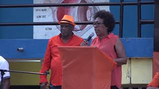 Download Valrie Neita-Robertson the PNP Candidate for Portland, Western. Video
