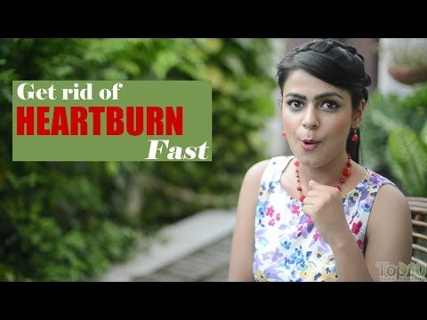 Heartburn - Top 3 Natural Home Remedies