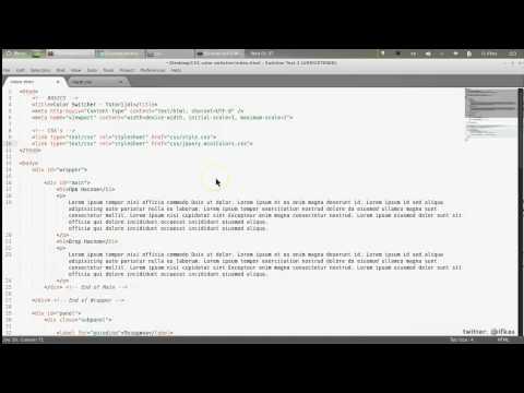 Jquery Color & Font Switcher - Part 4 - Jquery