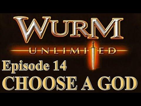 [Wurm Unlimited] [Wurm Online] Tutorial - How to choose a god/religion/faith