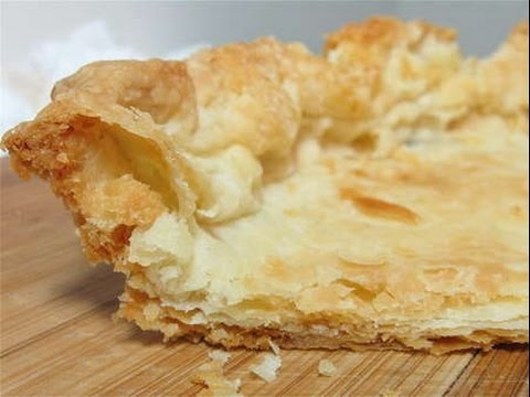 How to make a flaky pie crust
