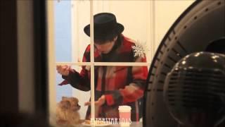 [150214 팬캠/fancam] 쇼콜라봉봉 - 해피 발렌타인 데이! with 은혁 & 쵸코 :)