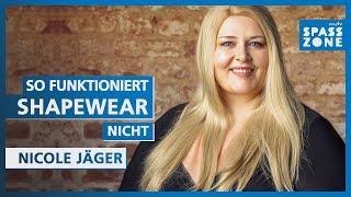Mit Shapewear zum Date. Nicole Jäger bei Olafs Klub | MDR SPASSZONE