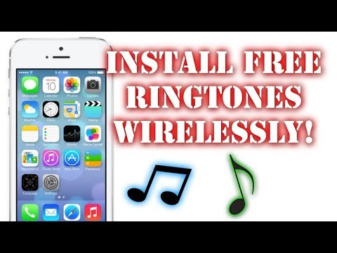 How To Set An iPhone song as a Ringtone on iTunes For iPhone X, 8 Plus, 7 Plus, 6 & 6s!! # 2018