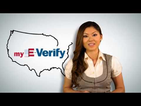 myE-Verify Create an Account