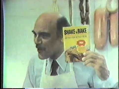 Shake 'n Bake 1980 Pork Chop Commercial
