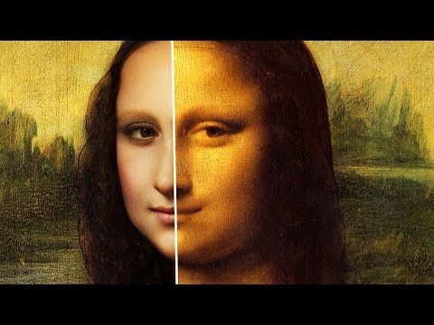 Xxx Mp4 How MONA LISA Looked In REAL LIFE 3gp Sex