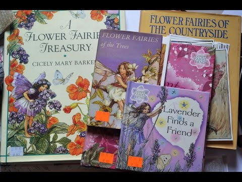 Collecting Cicely Mary Barker's Flower Fairies
