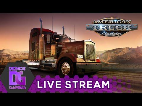 [Z] American Truck Simulátor Multiplayer - ARIZONA!!! | STREAM od 10:00 CZ/SK (18.6.2016)